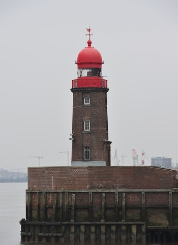 Bremerhaven: Geestemünde Mole Nord Lighthouse (image source: courtesy of World of Lighthouses)