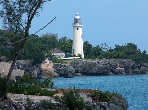 Western Jamaica: South Negril Point Lighthouse (Image source: World of Lighthouses)