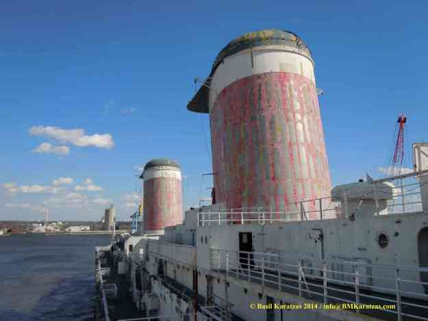 Funnels - SS United States